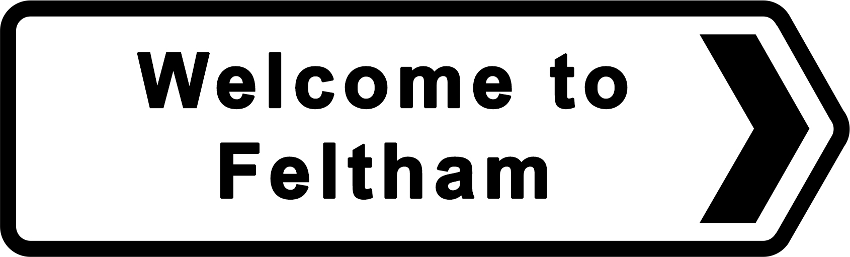 Feltham town centre - Cheap Driving Schools Lessons in Feltham, TW13/TW14, London Borough of Hounslow, Greater London