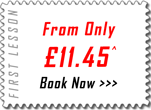 Book your £11.45 driving lesson today - Cheap Driving Schools Lessons in Hendon, North West London NW4, London borough of Brent, Greater London
