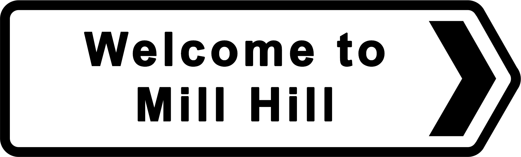 Mill Hill Village from the ridgeway (2009) - Cheap Driving Schools Lessons in Mill Hill, NW7, London borough of Barnet, North West London, Greater London